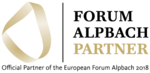 [Translate to English:] Europäisches Forum Alpbach Logo