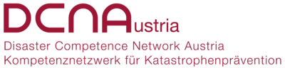 Logo des Disaster Competence Network Austria